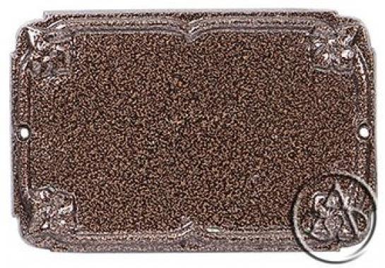 Табличка малая с ромашкой