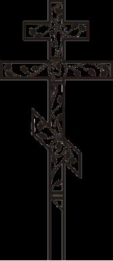 Крест узорный 180 см