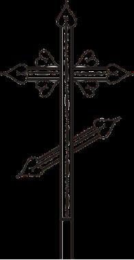 Крест узорный 1