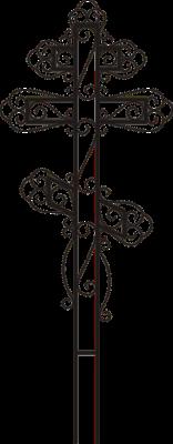 Крест узорный 2