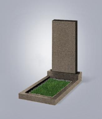 Комплекты,  Куртинский гранит, прямоугольная форма от 10700р