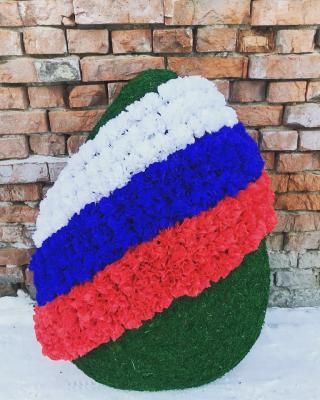 Венок Флаг РФ